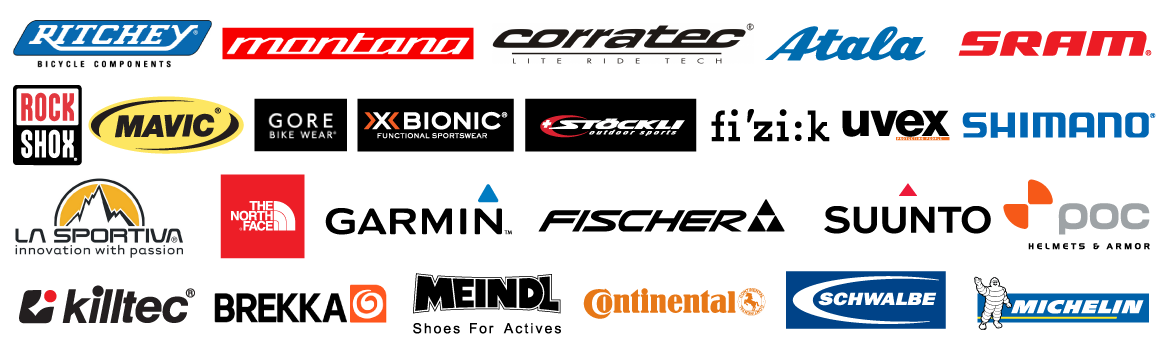 Radaellisport brands