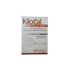 KILOCAL MEDICAL SLIM 30CPR