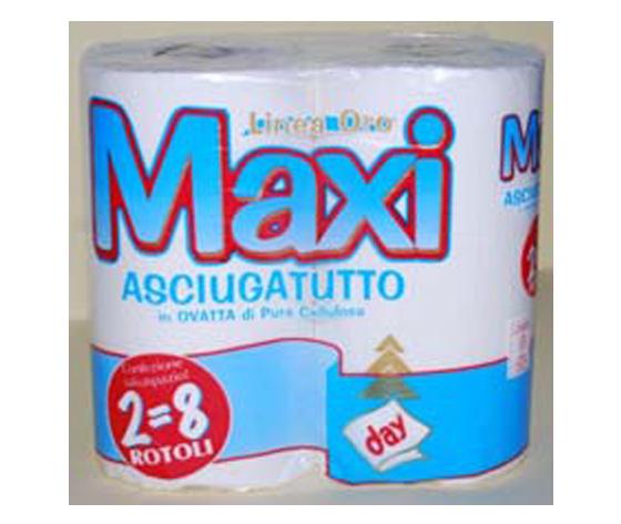 MAXI ASCIUGATUTTO DAY ORO