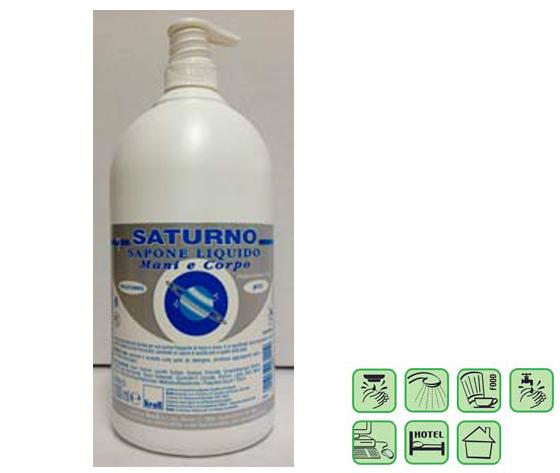 SAPONE LIQUIDO SATURNO 1lt