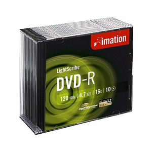 DVD‐R SLIM CASE