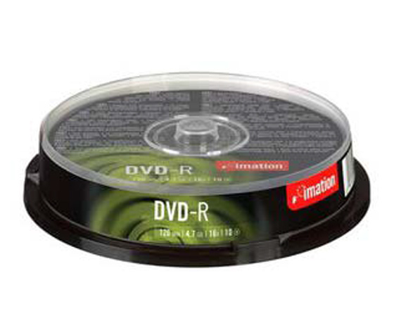 DVD‐R TORRE