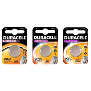 DURACELL BATTERIE AL LITIO