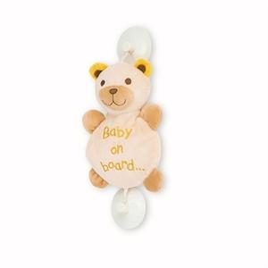 Peluche 'Baby on board' Teddy Thun