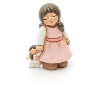 Bimba con bambola Thun