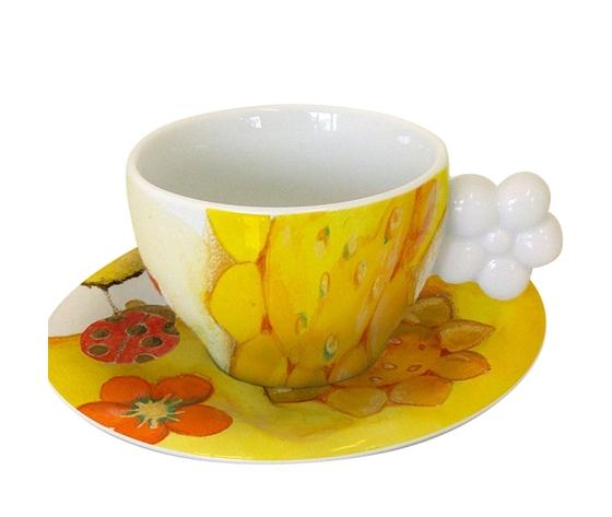 Tazza cappuccino Colombia Thun