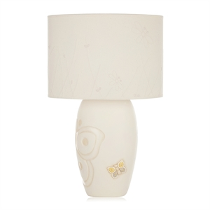Lampada Grande Con Paralume Elegance Thun