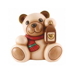 Teddy con lanterna