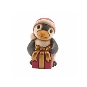Pinguino con dono