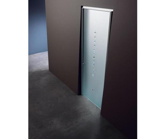 Porta laccato opaco