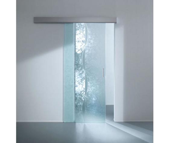 Porta scorrevole esterno muro societa 39 artigiana - Porta specchio scorrevole ...