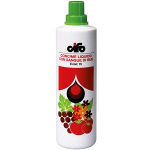 concime liquido CIFO con sangue di bue