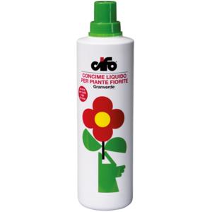 concime liquido CIFO per piante fiorite