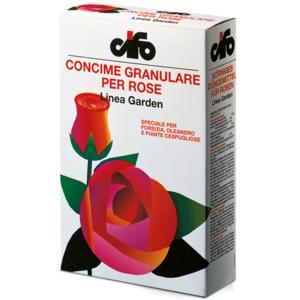concime CIFO granulare per rose