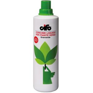 Concime liquido CIFO per piante verdi