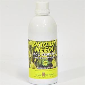 Olio di Neem conf 240 ml