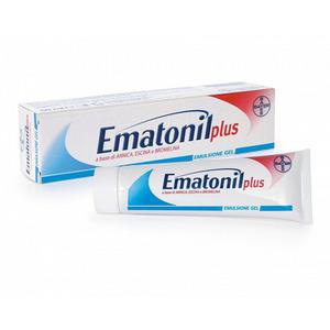EMATONIL PLUS 50 ml EMULSIONE GEL