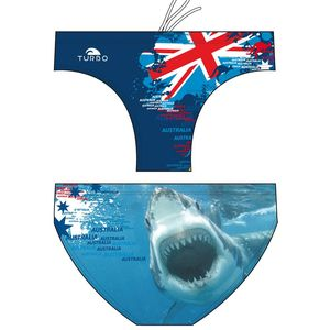 COSTUME TURBO SHARK AUSTRALIA 2015