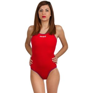 COSTUME DONNA JAKED MILANO ROSSO