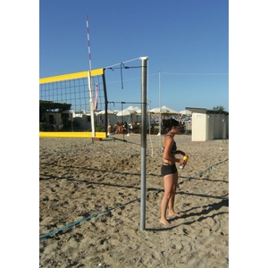 IMPIANTO BEACH VOLLEY A NORME FIPAV