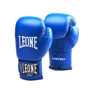 GUANTONI BOXE CONTEST LEONE BLU