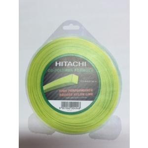 Filo nylon HITACHI 3,0mmx50mt QUATRATO