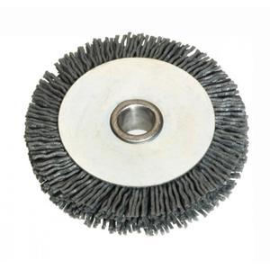 Spazzola circolarina nylon abrasivo tynex