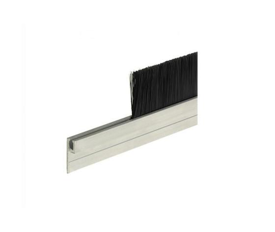 Spazzola strip nylon guaina alluminio