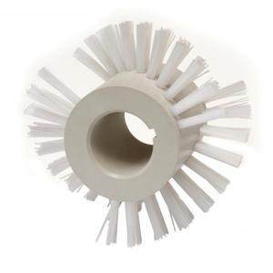 Spazzola cilindrica spirale