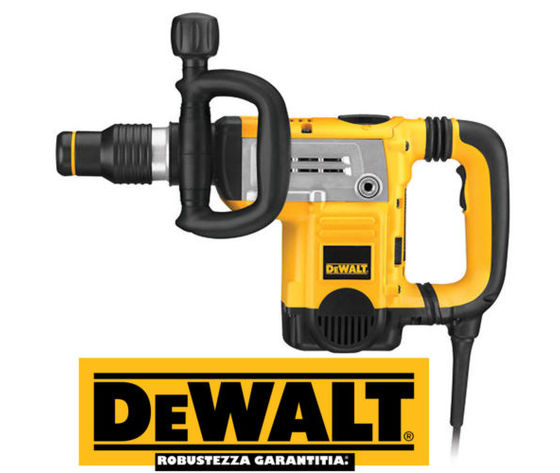 DEWALT Martello Demolitore 1250W Sds-Max 16J D25831K