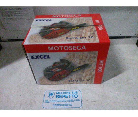 MOTOSEGA EXCEL MT300 ex.04323