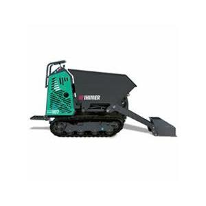IMER Carry 107 base, cassone movimento terra, benzina 8 HP