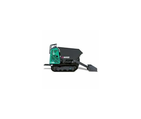 IMER Carry 107 base, cassone movimento terra, benzina 8 HP