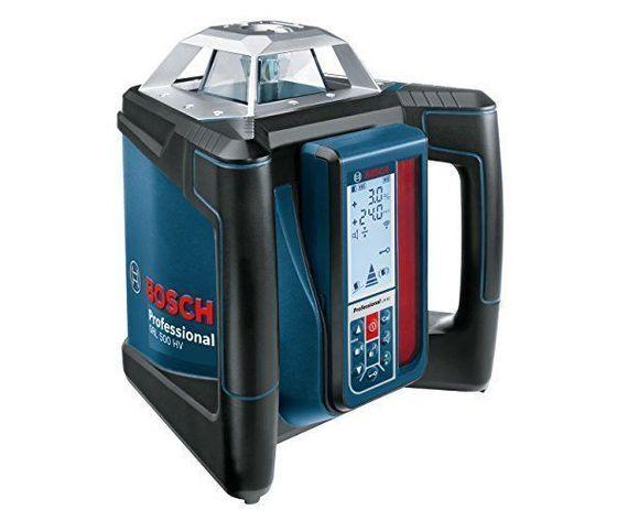 Bosch Professional GRL 500 HV Prof + LR 50 Livella Laser Rotante 9.0276