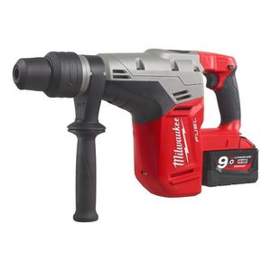 MARTELLO DEMO-PERFORATORE MILWAUKEE M18 CHM-902 FUEL SDS-MAX 2BATT.9AH MW.451361