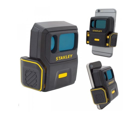 STANLEY Smart Measure Pro MISURATORE LASER BLUETHOOT iOS & Android STHT1-77366