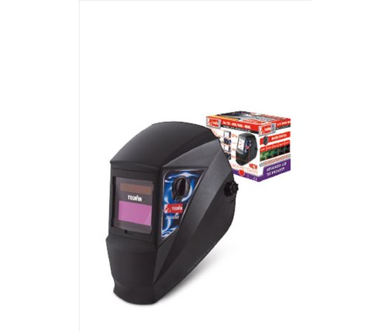 MASCHERA JAGUAR LCD AUTOSCURANTE MMA-MIG/MAG-TIG A CELLE TELWIN 802779 (400074)
