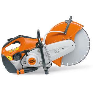 Stihl troncatrice TS 420 con disco 350 mm. STIHL/TS420