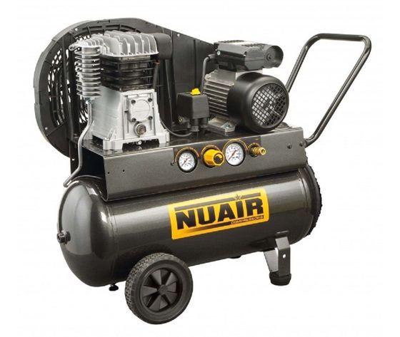 ELETTROCOMPRESSORE LT. 50 2 hp by Nuair 9.0366/nuair