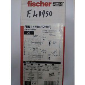 PZ 20 FISCHER TASSELLI FBN II 12/10 (12X106) F.40950