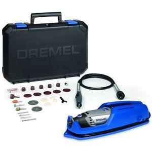 Dremel Mini trapano multifunzione 25 accessori valigia 3000-25 EZ 9.0282