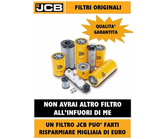 Filtro olio motore JCB articolo numero 02/100073 J02/100073