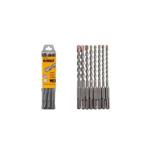 KIT SET 8 PUNTE SDS PLUS TRAPANO DT60300-QZ DEWALT
