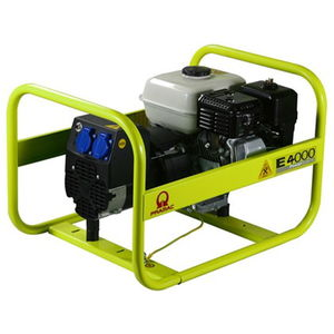 Pramac Generatore corrente 2,8Kw Honda GX200 gruppo elettrogeno E4000 9.0419/PR