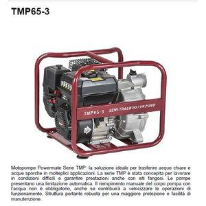 POMPA MOTOPOMPA TMP65-3 PRAMAC 9.0411/PR