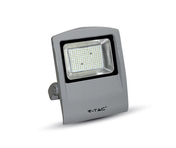 30W Proiettor LED Corpo Grigio SMD 4500K-5662