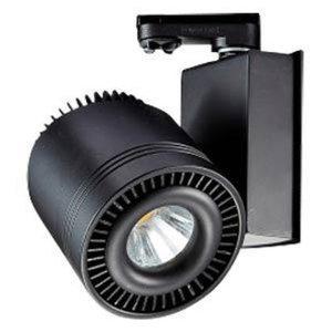 33W Proiettore a pista LED COB Bordo Nero Bianco Caldo-1233