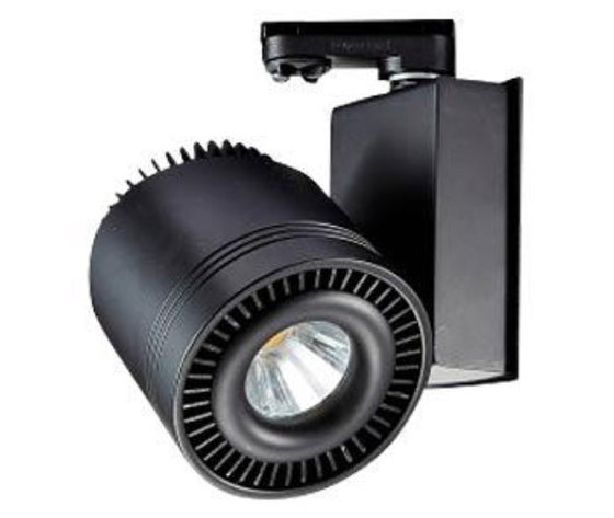 33W Proiettore a pista LED COB Bordo Nero Bianco Freddo-1235