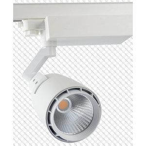 33W Proiettore a pista LED Bordo Bianco Bianco naturale-1229