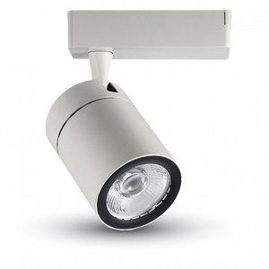 35W Proiettore a pista LED Bordo Bianco Bianco Caldo-1255